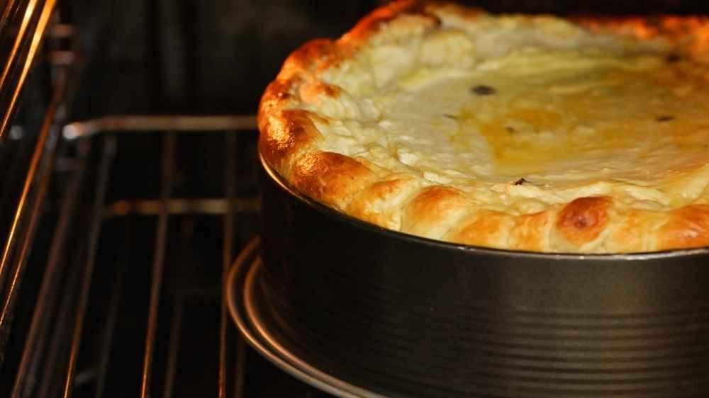 tarta de queso curado de oveja de quesos moraleda